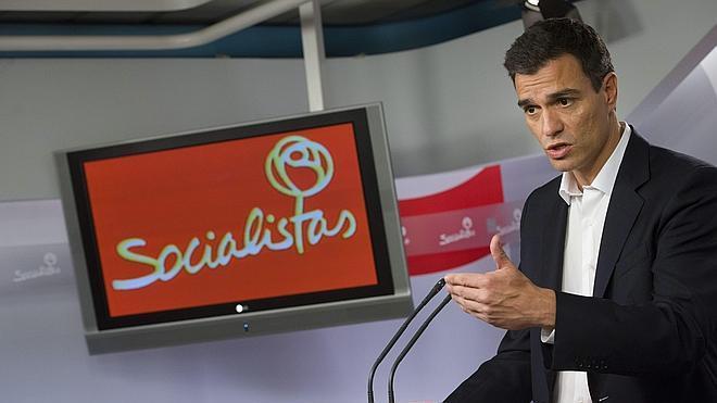 Pedro Sánchez dice que PSOE y PSC sólo contemplan la «reforma constitucional para una España federal»