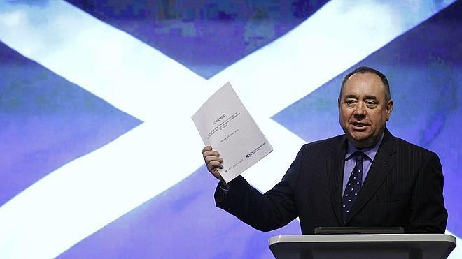 El Ministerio de Trabajo pide a sus trabajadores votar 'no' a la independencia de Escocia