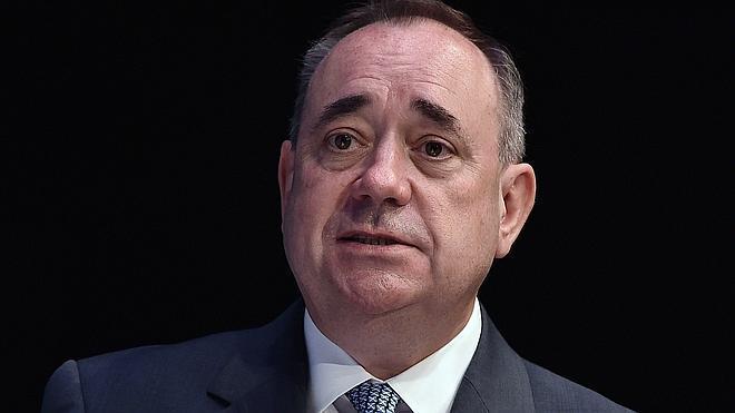 Salmond: «Escocia sería el país más rico del mundo en declararse independiente»
