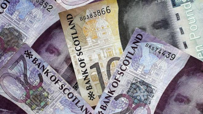 El HSBC afirma que la indepencia de Escocia provocaría «fugas de capitales»