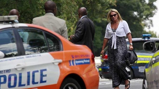 Zelda La Grange, la racista que se rindió a Mandela
