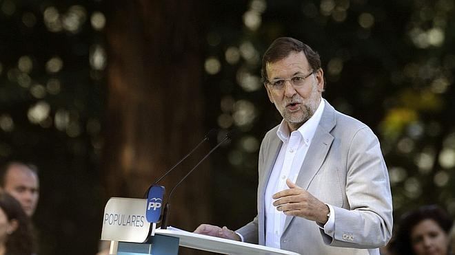 Rajoy promete «una guerra sin cuartel» contra el paro