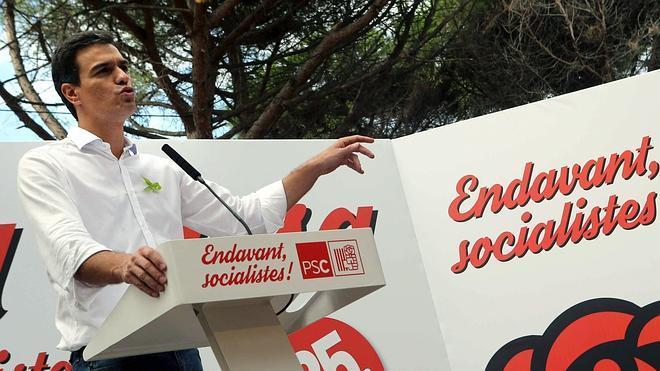 Rajoy y Sánchez se reunieron ayer para hablar de asuntos de política general