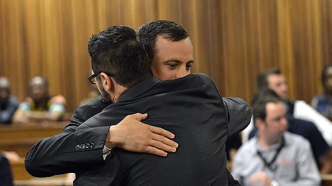El fiscal pide una dura condena para Pistorius