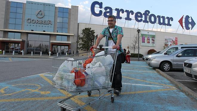 La facturación de Carrefour en España baja un 1,2% en el tercer trimestre