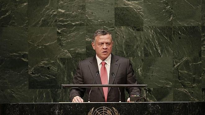 Abdalá II de Jordania: «El islam vive una guerra civil»