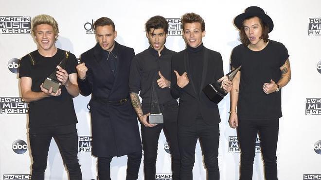 Enrique Iglesias y One Direction, protagonistas en los American Music Awards