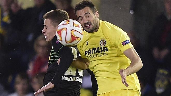 Al Villarreal se le escapa la primera oportunidad