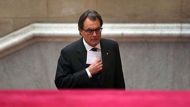 CiU y ERC pactan que Artur Mas no comparezca en la comisión sobre el caso Pujol