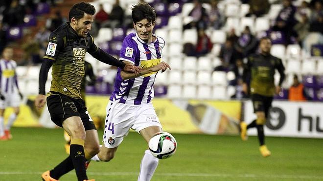 Valladolid y Elche no se deciden