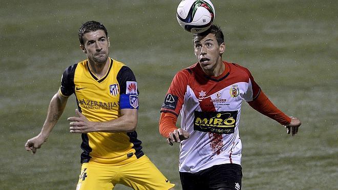 El Atlético resuelve en el tramo final