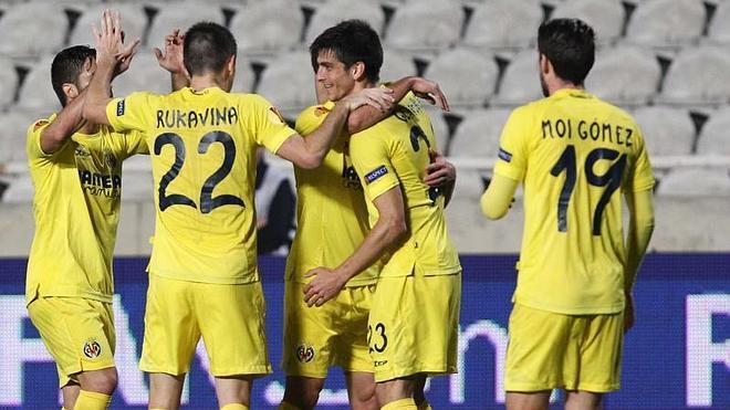 El Villarreal no se despista