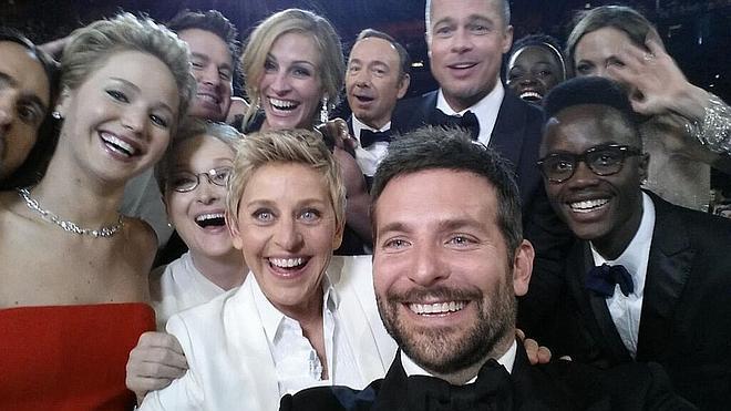 Selfi, palabra del año 2014