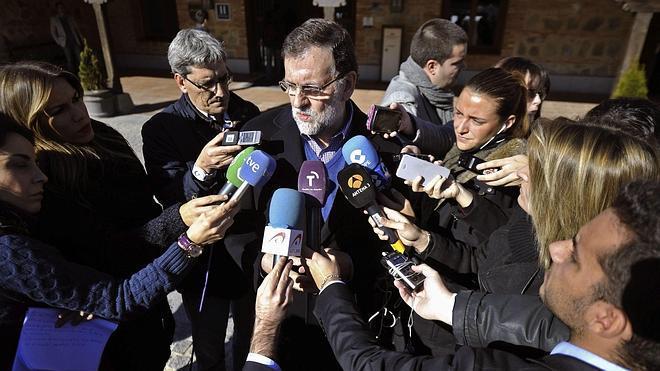 Rajoy: «Ningún español se quedará sin un medicamento prescrito por el médico»