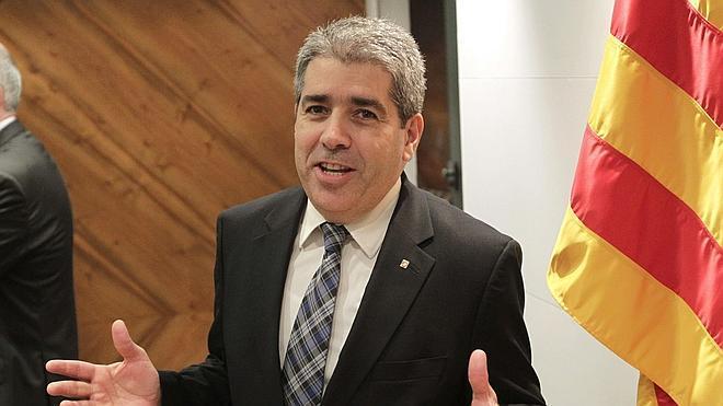 Homs ve «fácil» ultimar acuerdo con ERC
