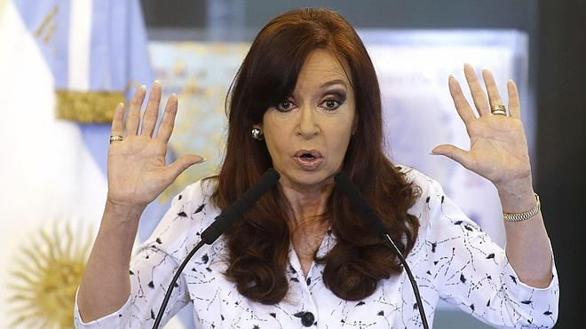 Cristina Fernández, convencida de que la muerte de Nisman «no fue suicidio»