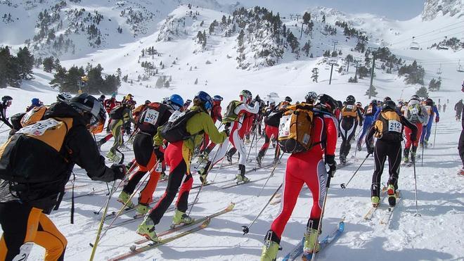 Vallnord se vuelca con el esquí de montaña