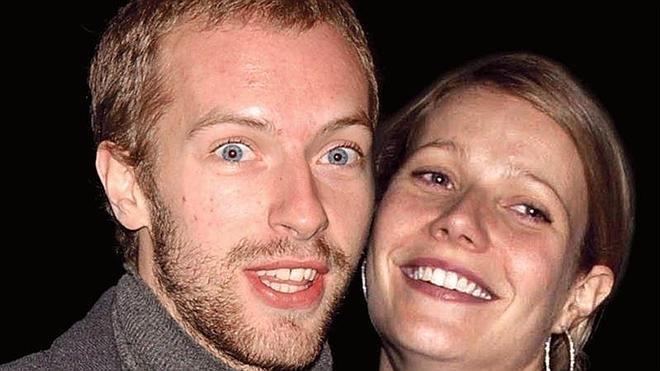 Gwyneth Paltrow y Chris Martin, juntos por San Valentín