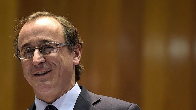 Alfonso Alonso: «El PP no tiene alternativa de sensatez al otro lado»