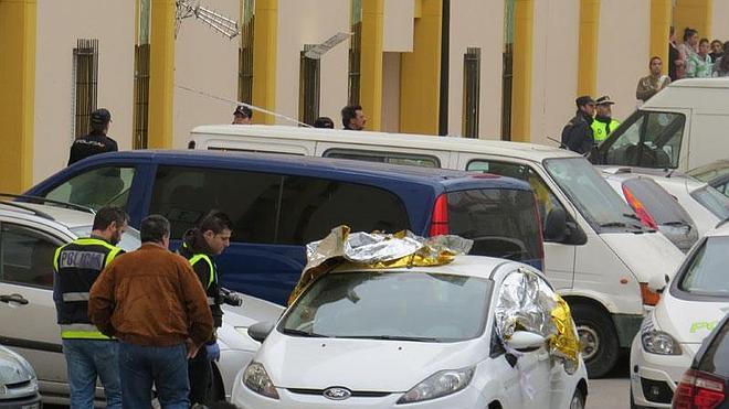 Un detenido por la muerte a tiros de un joven en Marbella