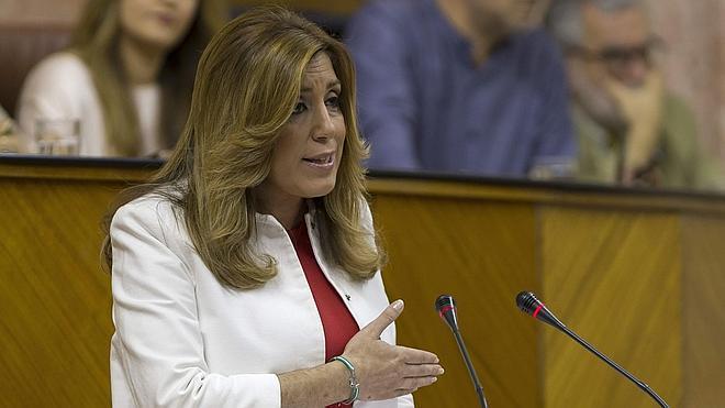 Susana Díaz propone a los partidos un gran acuerdo contra la corrupción