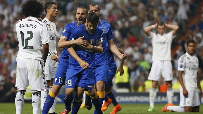 Morata hunde al Madrid