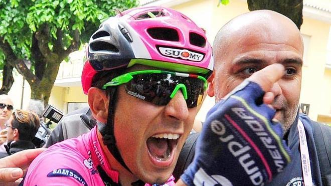 Contador: «He salvado un día de mucho sufrimiento»