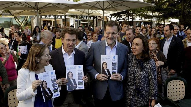 Rajoy, sobre Ciudadanos: «A mí no me da miedo nadie»