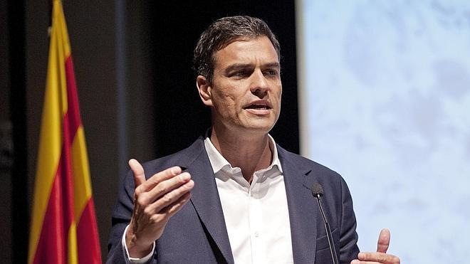 Sánchez acusa al PP de enfrentar a los españoles