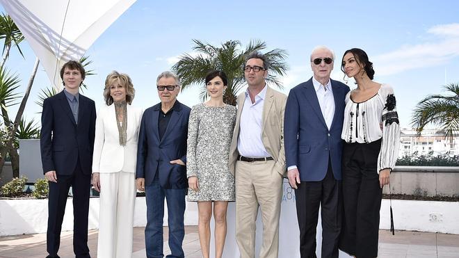 Sorrentino hace de la vejez una oda a la juventud en Cannes