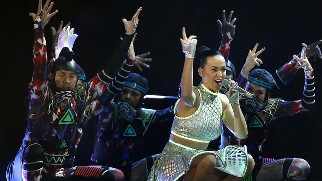 Katy Perry sacará nuevo disco en 2016