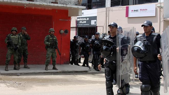 México despliega al Ejército para prevenir un boicot a las elecciones