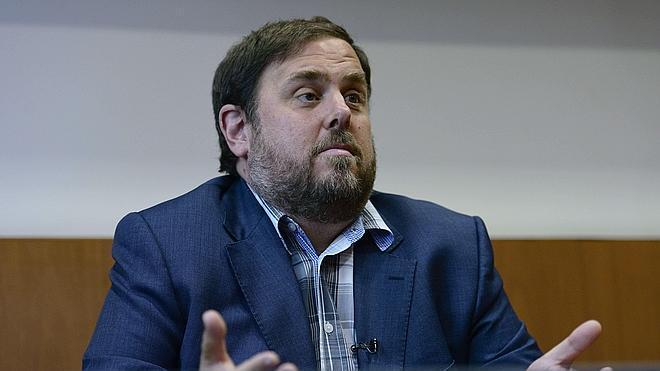 Junqueras se adelanta a Mas y presenta su 'Alianza para la República Catalana'