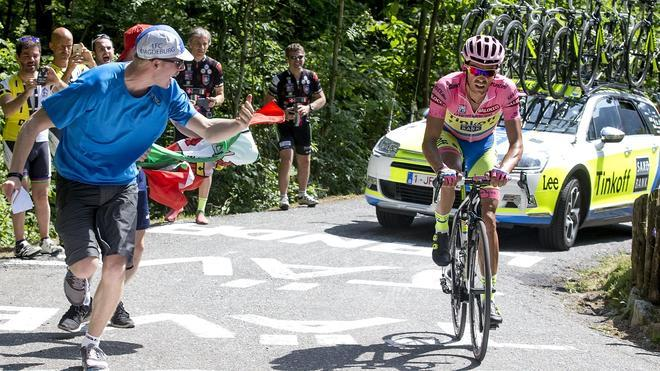 El Giro de Italia 2016 comenzará en Apeldoorn
