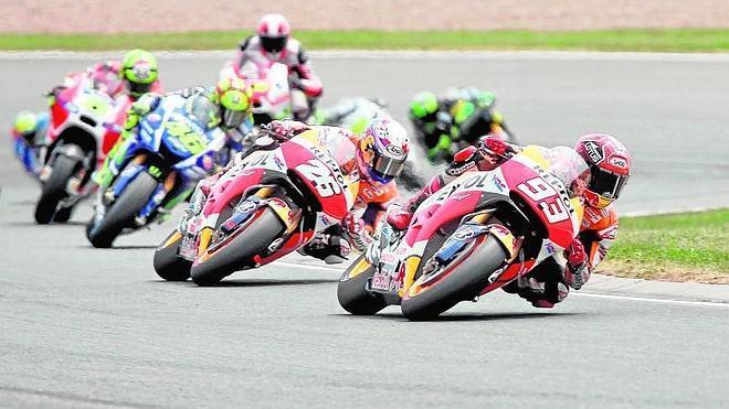 Márquez y Honda buscan la confirmación