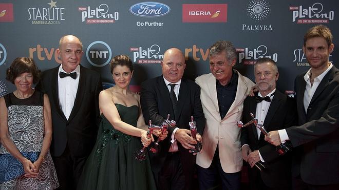 'Relatos salvajes' arrasa en los premios Platino del cine iberoamericano
