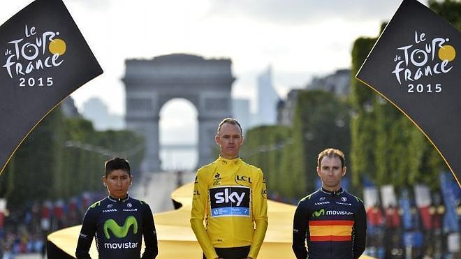 La Vuelta puede repetir el duelo del Tour entre Froome y Quintana