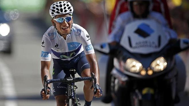 Movistar anuncia que Nairo Quintana correrá la Vuelta a España