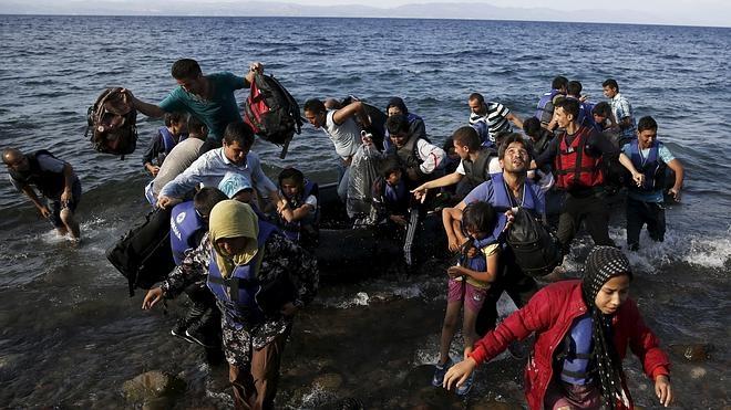 Casi 300.000 inmigrantes han entrado este año a Europa por el Mediterráneo