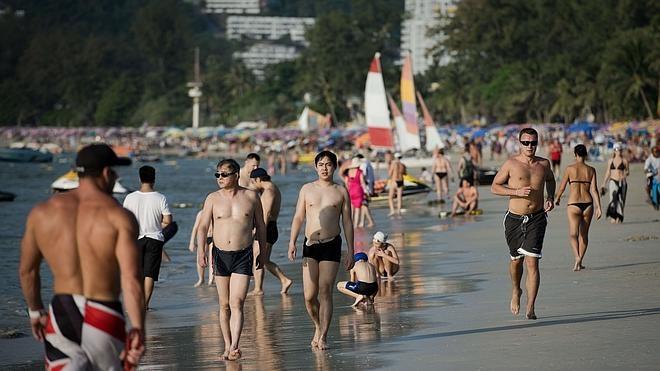 El turismo en Tailandia cae un 17% desde el atentado de Bangkok