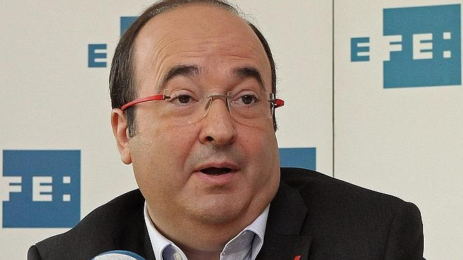 Iceta lamenta que Junqueras no pidiera explicaciones a CDC tras el registro de su sede