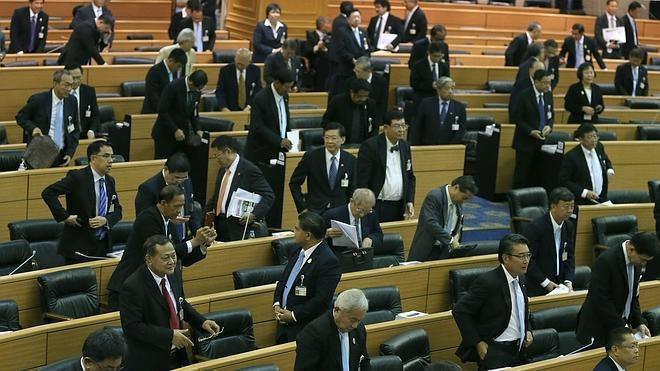 El Consejo para la Reforma de Tailandia rechaza el borrador de la Constitución