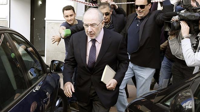 Andreu devuelve a los juzgados de Madrid la causa sobre el patrimonio de Rato