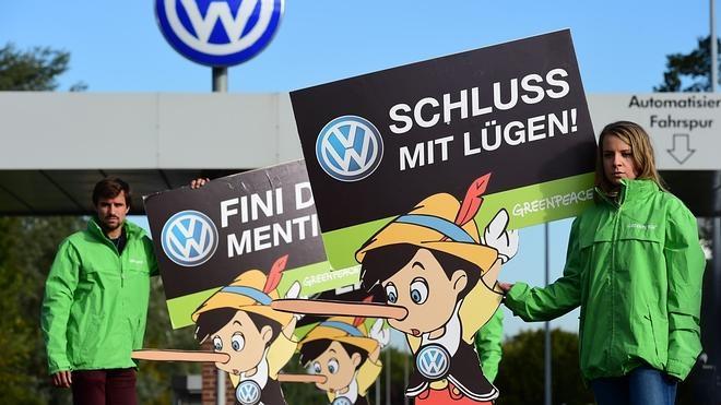 Volkswagen vendió 2,8 millones de coches trucados en Alemania y 1,07 en Francia