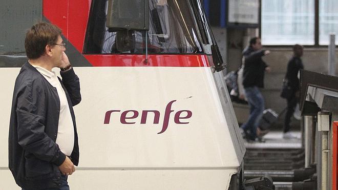 Renfe y Adif afrontan hoy una nueva jornada de paros parciales