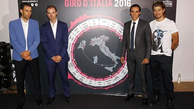 Giro 2016, del nivel del mar en Holanda a las cumbres más altas de Italia