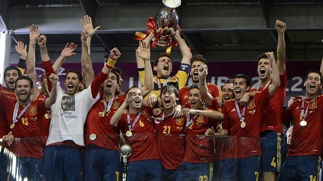 España, reina de la nueva Europa