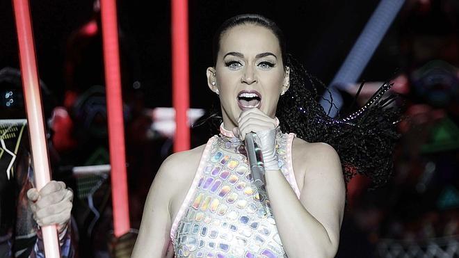 Katy Perry cumple 31 años en la cima