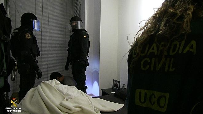 La Guardia Civil esclarece el asesinato de un estadounidense ocurrido en Mijas en mayo
