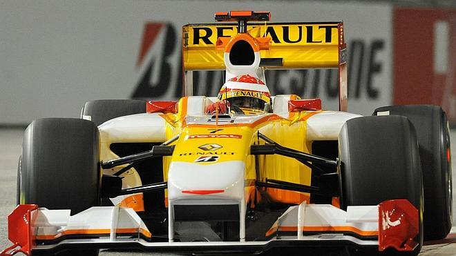 Renault compra Lotus y volverá en 2016
